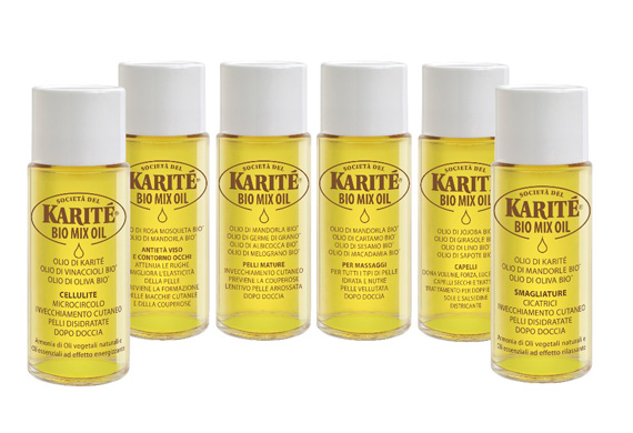 KARITÉ BIO MIX OIL
