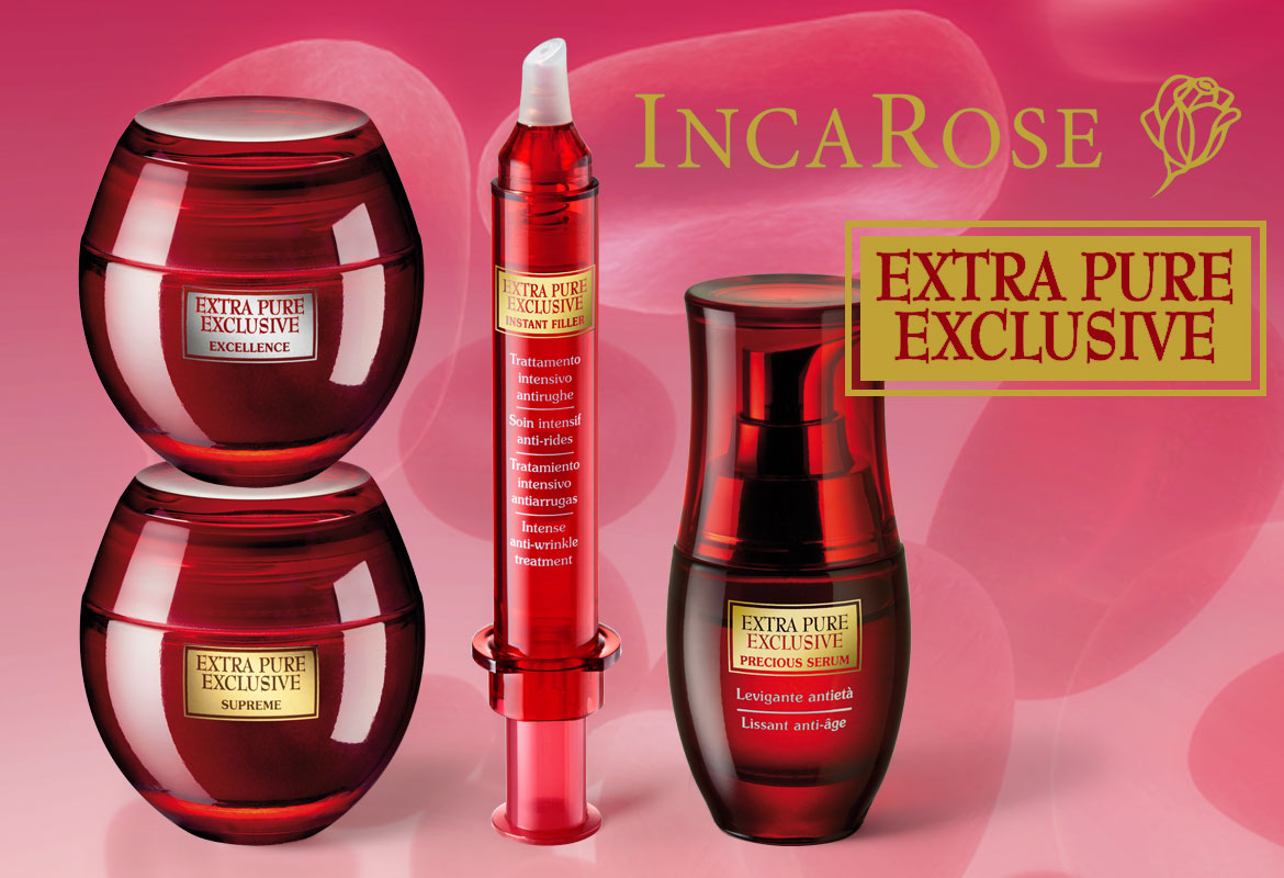 INCAROSE – EXTRA PURE EXCLUSIVE