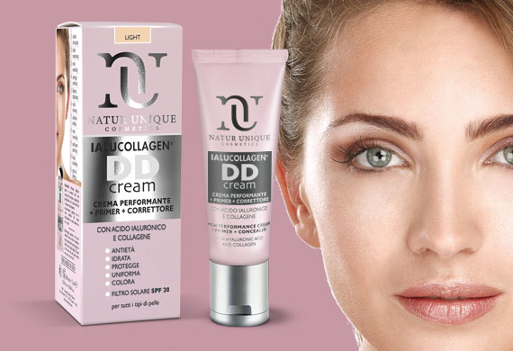NATUR UNIQUE COSMETICS – DD CREAM