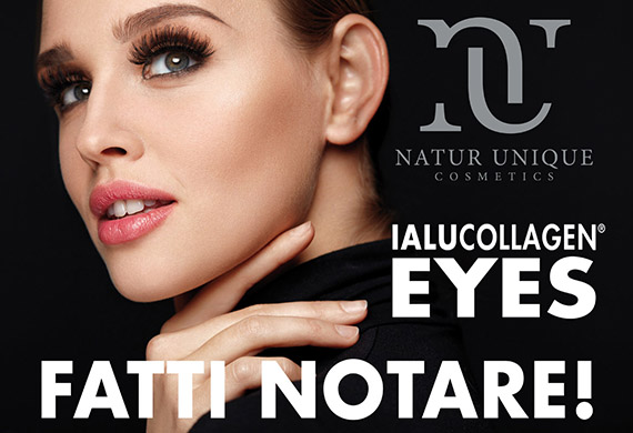 NATUR UNIQUE - IALUCOLLAGEN EYES